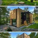 Modern Houses Forest Contemporist