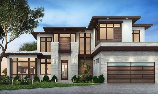 Modern Houses Home Concept Quality Dogs