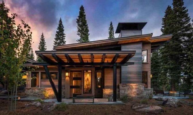 Modern Industrial House Plans Best