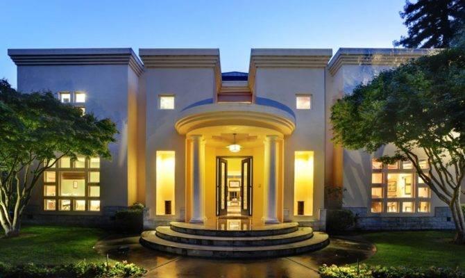 Modern Italian House Designs Plans Elegant
