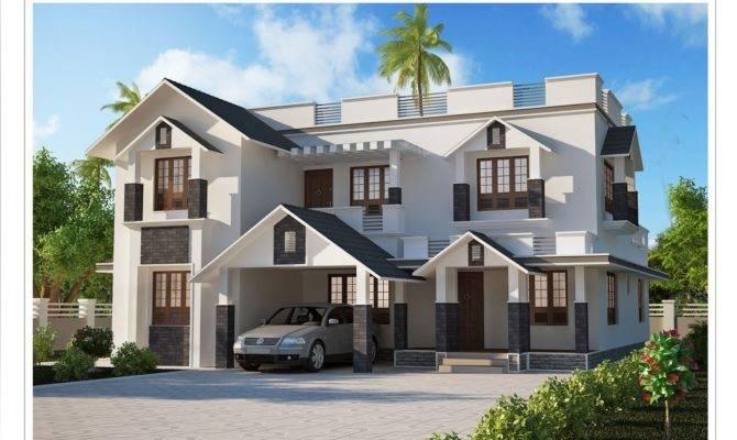 Modern Kerala House Design