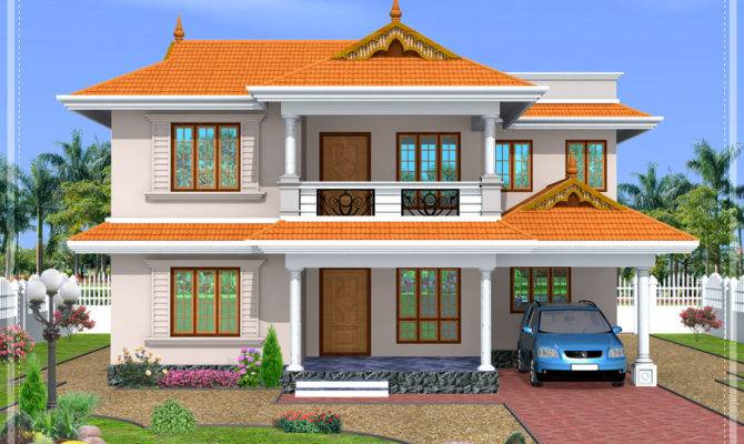Modern Kerala Style House Design