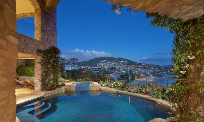Modern Laguna Beach Mansion Sale Million