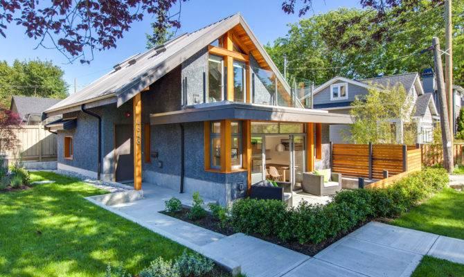 Modern Laneway House Attractive Smart Design Idesignarch