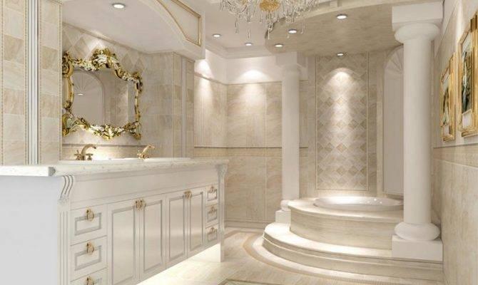 Modern Luxury Bathroom Design Abpho