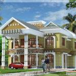 Modern Luxury Villa Kerala Indian House Plans