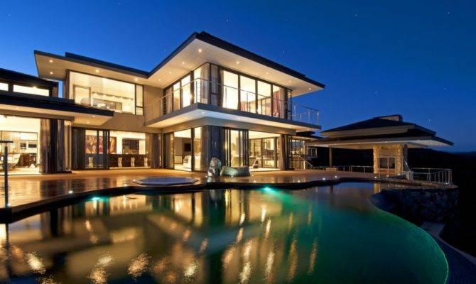 Modern Magnificent House Wessels Joyce Associates Home
