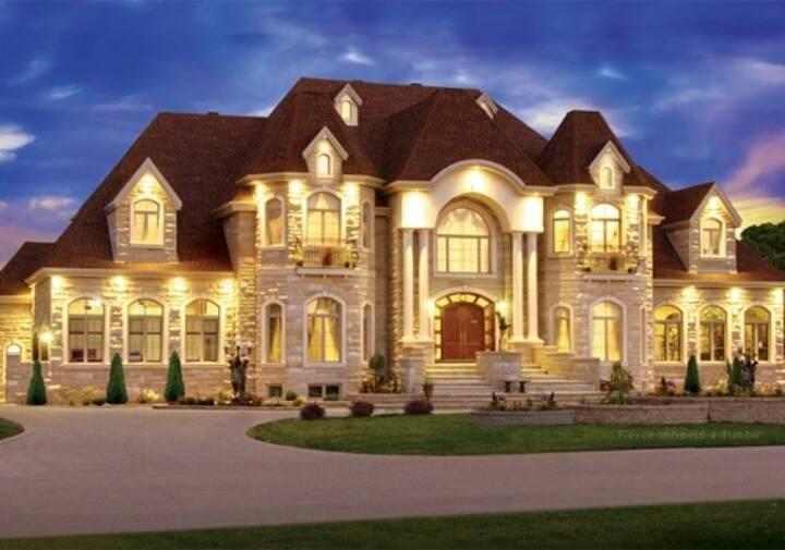 Modern Mansion Dream Pinterest House Plans