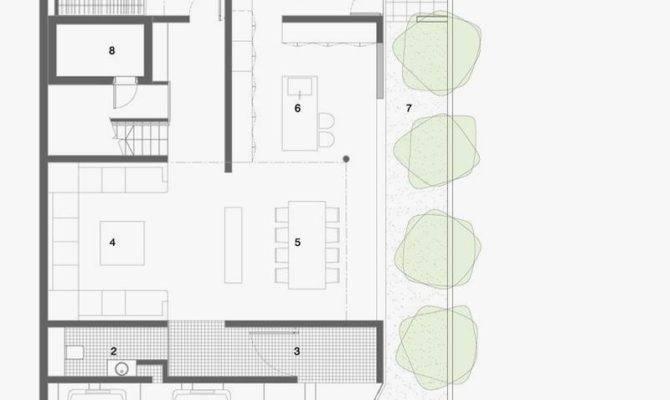 Modern Minimalist House Floor Plans Home Design Elements