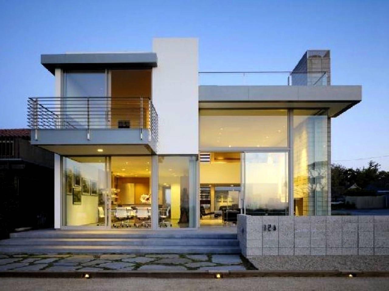 Modern Minimalist House Plans Plan