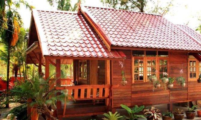 Modern Minimalist Wooden House Design Home Ideas