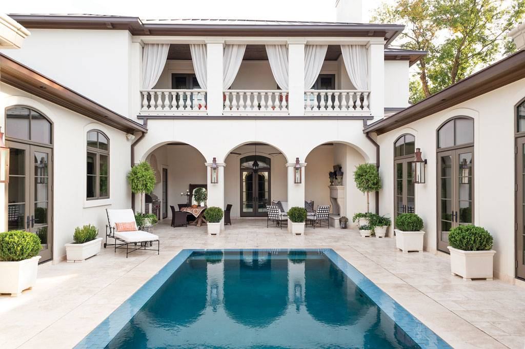 Modern Moroccan Riad River Oaks Katy Lifestyles