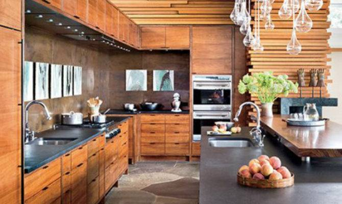 Modern Mountain Homes Via Architectural Digest