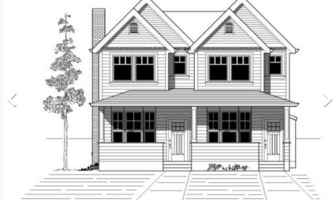 Modern Multi House Plans