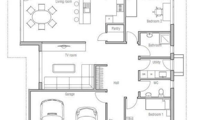 Modern Narrow Lot House Plans Inspirational