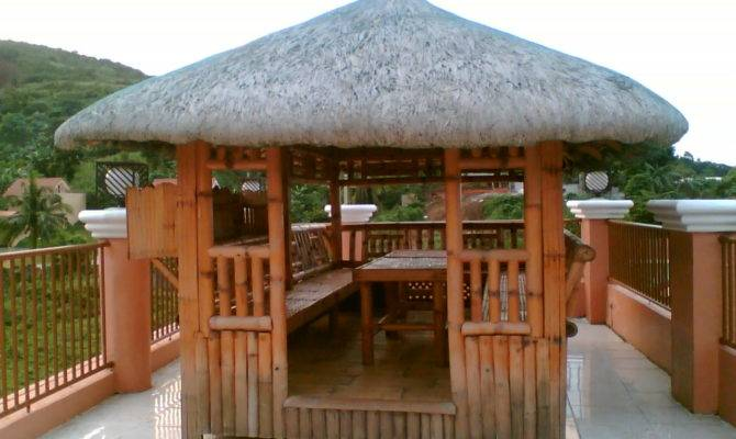 Modern Nipa Hut