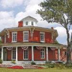 Modern Octagon House Home Interior Design