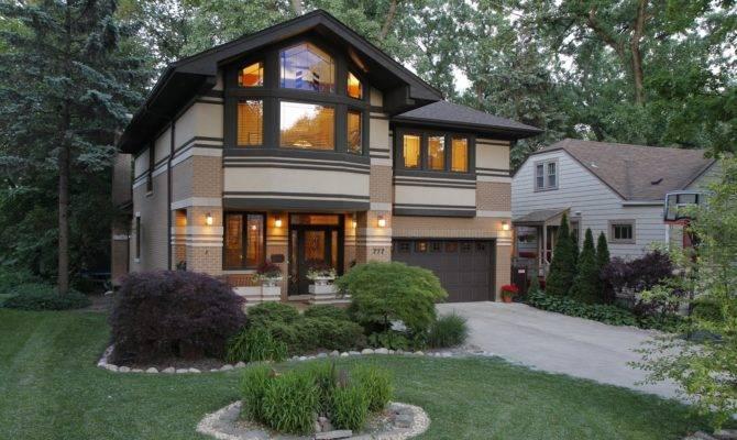 Modern Prairie Style Homes
