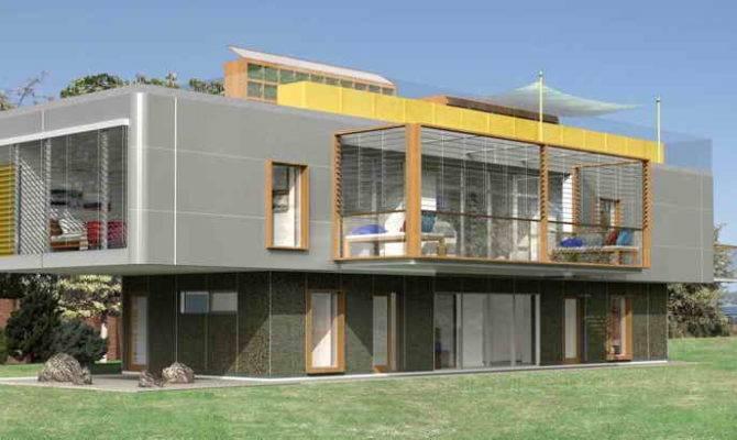 Modern Prefab Home Floor Plans Modular