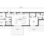 Modern Rectangular House Floor Plans Quotes