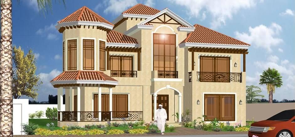 Modern Residential Villas Designs Dubai Homesfeed