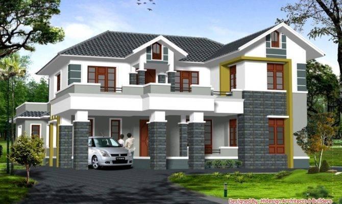 Modern Roof Design Kerala Roofingpost