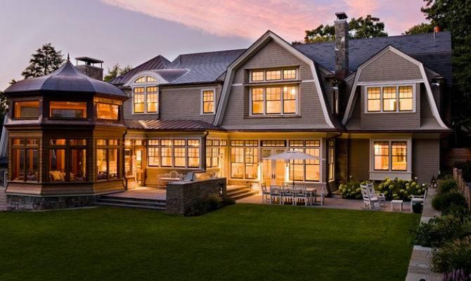 Modern Shingle Style Home Bunch Interior Design Ideas