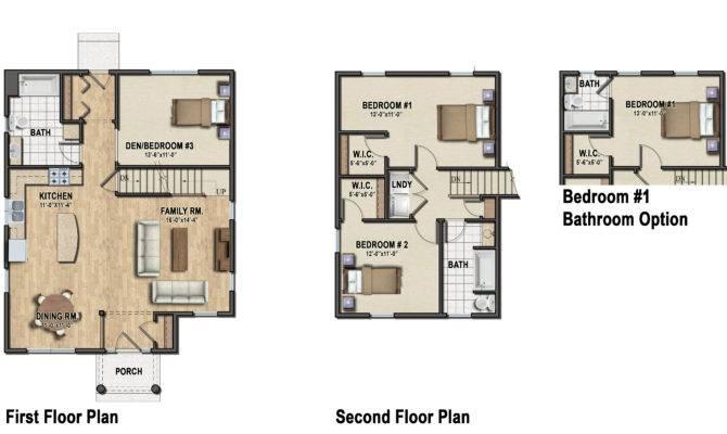 Modern Single Home Plans