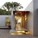Modern Single Story House Plans Nice Lighting Your
