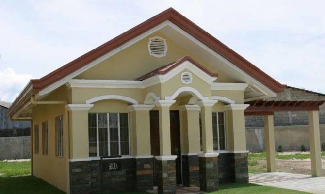 Modern Small Homes Exterior Designs Ideas Home Design