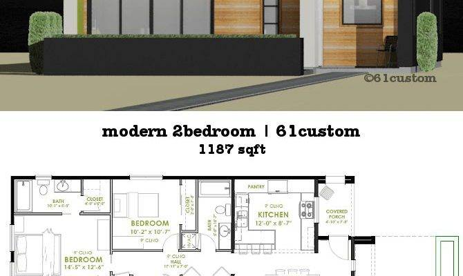 Modern Small House Plans Best