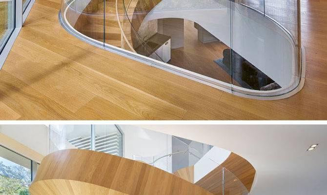 Modern Spiral Staircases Found Homes Around
