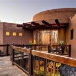 Modern Style Adobe Home