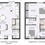 Modern Townhouse Design Rooftop Garden Brett