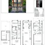 Modern Townhouse Plans Duplex Plan House Simple Luxury