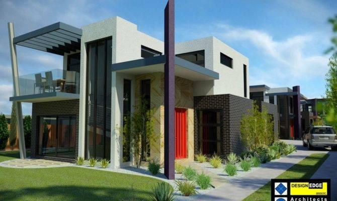 Modern Townhouse Plans Joy Studio Design Best