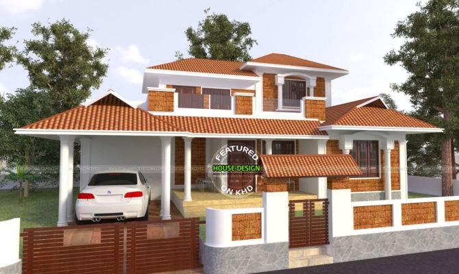 Modern Traditional House Same Kerala Home Design