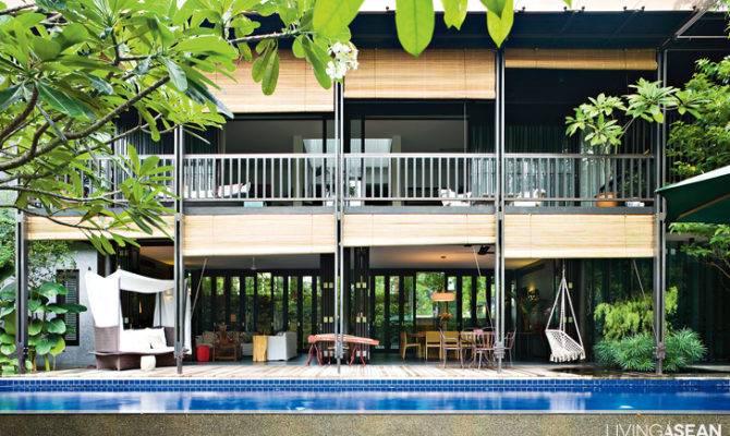 Modern Tropical House Archives Living Asean Inspiring