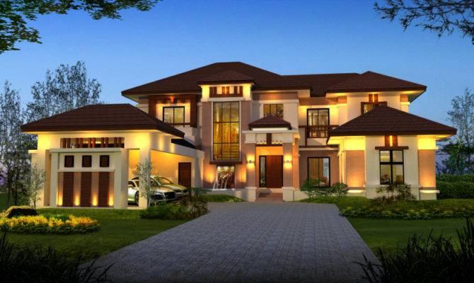 Modern Tropical House Joy Studio Design Best