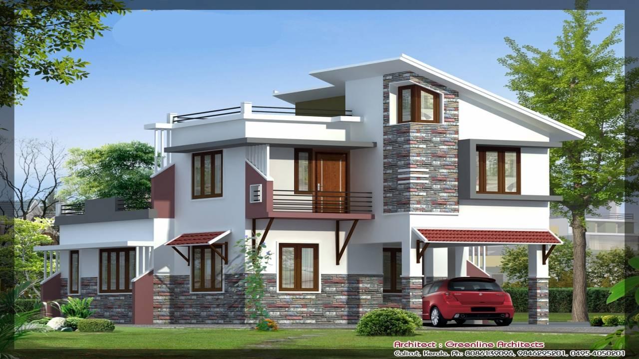 Modern Villa Design Elevation Small