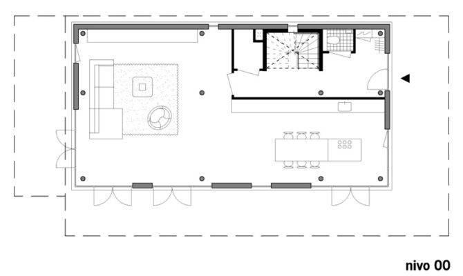 Modern Villa Floor Plans