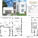 Modern Villa Floor
