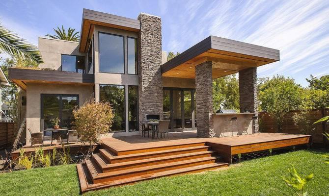 Modern Wood Homes