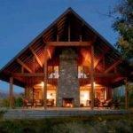 Modern Wood House Decorating Victoria Homes Design
