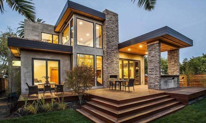 Modern Wooden House Design Youtube