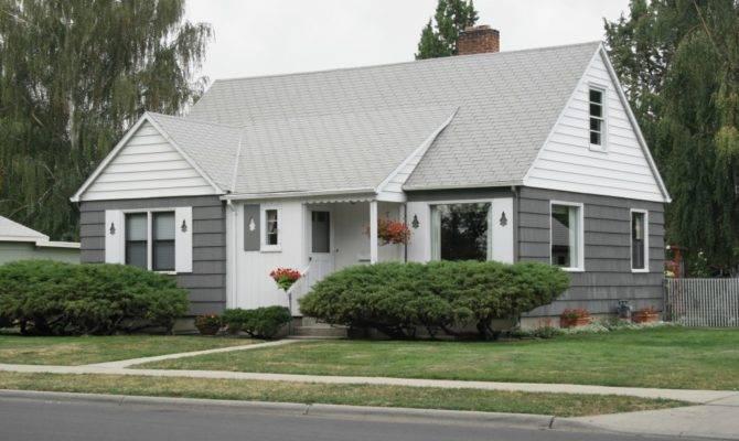 Modest Home Via Shutterstock