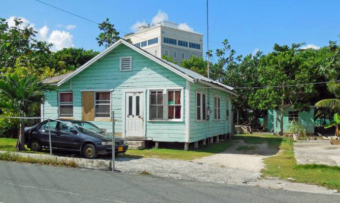Modest House George Town