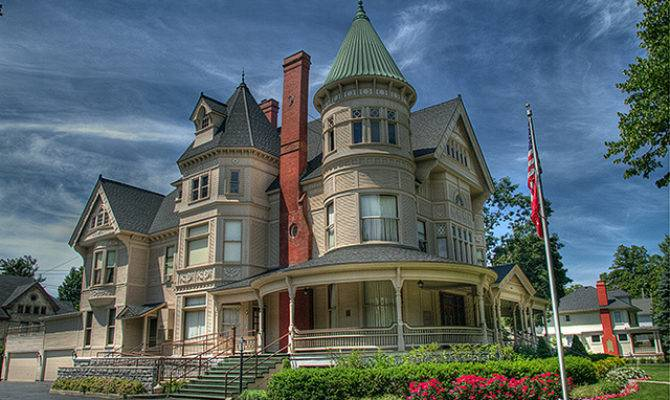 Modular Home Homes Victorian Style