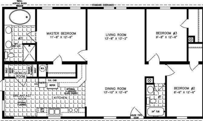 Modular Home Plans Under