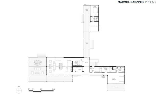 Modular Home Utah Floor Plans Modern Prefab